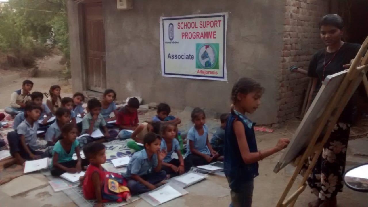 Grupo MLN renueva su colaboración con las escuelas de la India